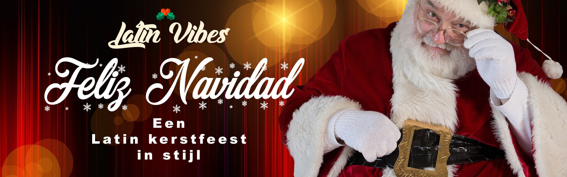 Feliz Navidad - Een Latin kerstfeest in stijl