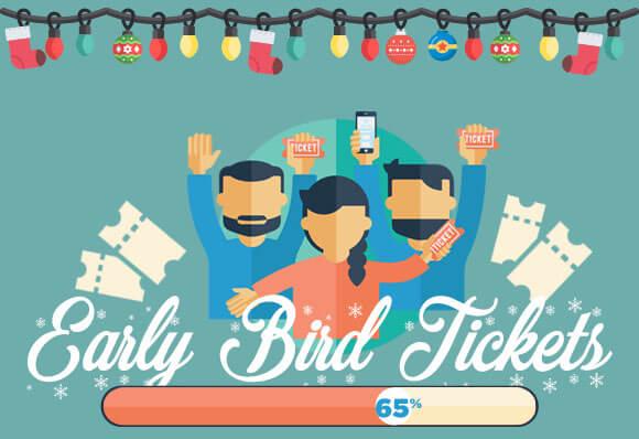 Verkoop Early Bird-tickets Latin Vibes – Feliz Navidad gaat (heel) hard