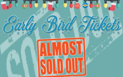 Early Bird-tickets voor Feliz Navidad bijna uitverkocht!